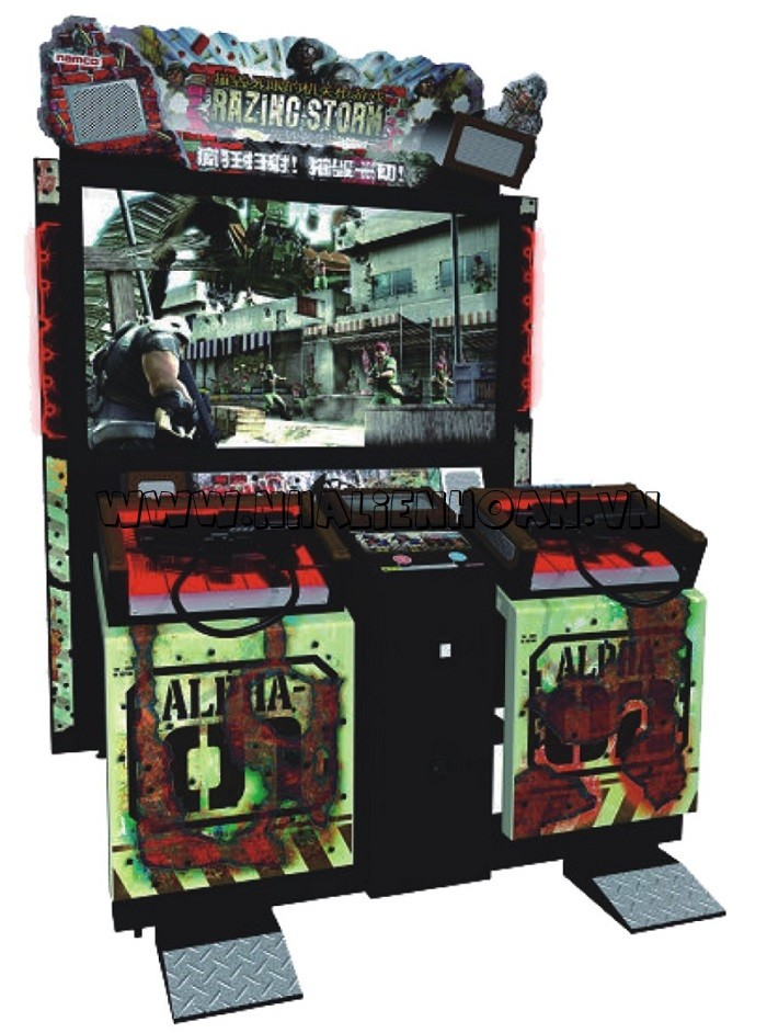 Địa chỉ cung cấp máy game khu vui chơi giá rẻ2