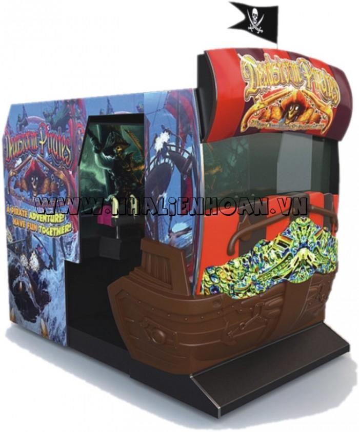 Địa chỉ cung cấp máy game khu vui chơi giá rẻ3