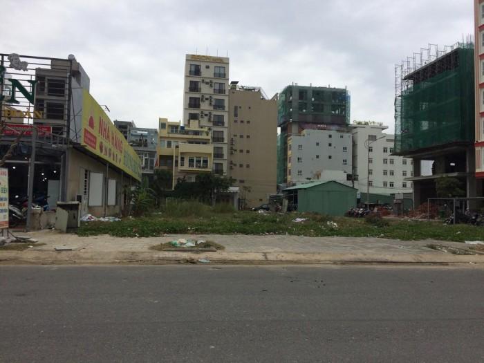 Bán 298m2 đất biệt thự đường An Thượng 31, song song Trần Bạch Đằng,cách biển 150m.