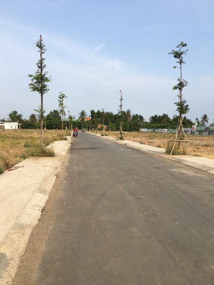Bán đất nền dự án khu dân cư mỹ lệ center