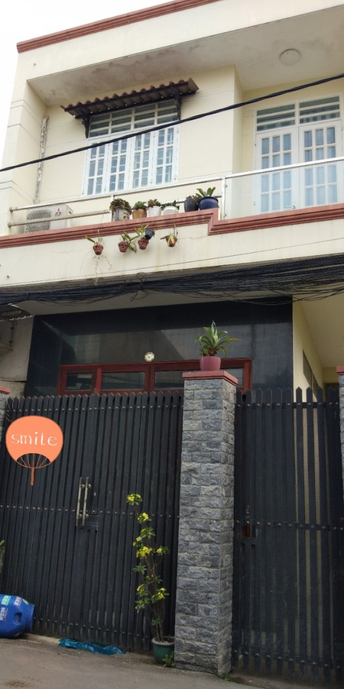 Bán nhà lầu đường Dương Đình Hội ,plb.