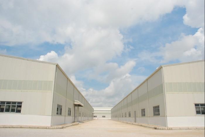 Cho thuê xưởng 2470m đến 3000m2 mặt đường QL2 Phúc Yên Vĩnh Phúc