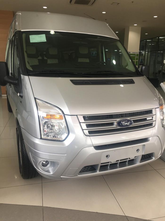 Ford Transit 2018 Đủ Phiên Bản,Màu Giao Ngạy Tại City Ford TP.HCM