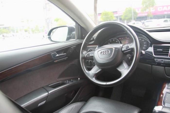 Audi A8 4.2 Quattro, sx 2010, đăng kí 2011, màu xanh, nhập nguyên chiếc tại Đức. 11