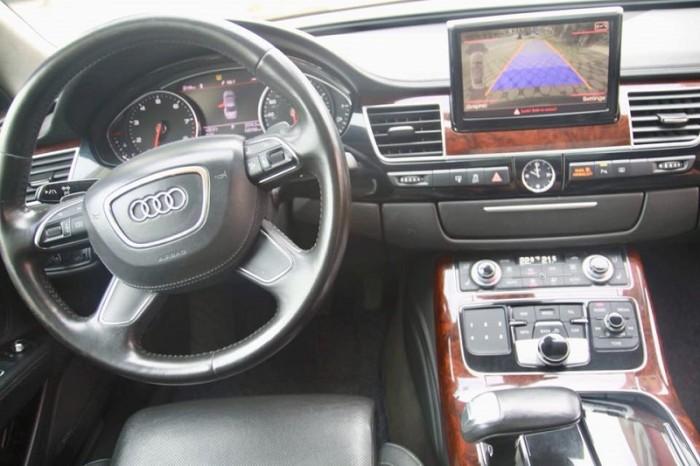 Audi A8 4.2 Quattro, sx 2010, đăng kí 2011, màu xanh, nhập nguyên chiếc tại Đức. 5