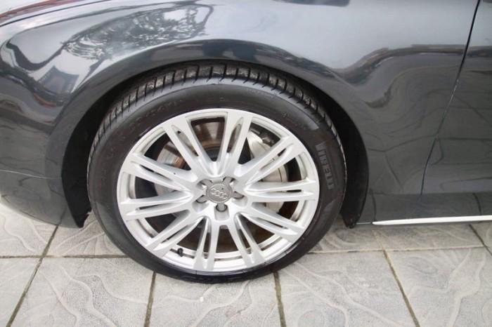 Audi A8 4.2 Quattro, sx 2010, đăng kí 2011, màu xanh, nhập nguyên chiếc tại Đức. 7