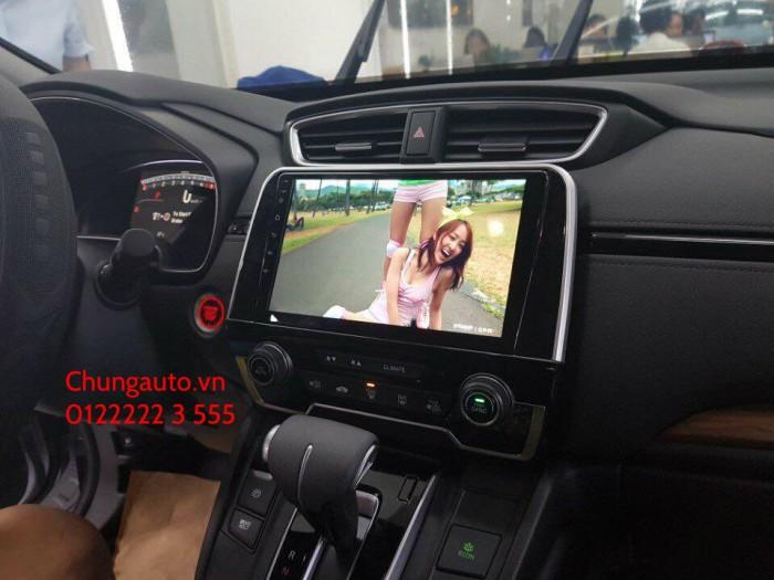 Đầu DVD HAMAR 4G Cho CRV 2018 ,DVD Android Cao Cấp Cho Ô Tô