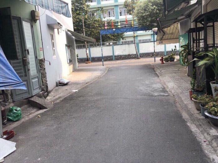 Bán Nhà Vườn Lài , Hẻm XH , 3 Lầu , Hoàn Công
