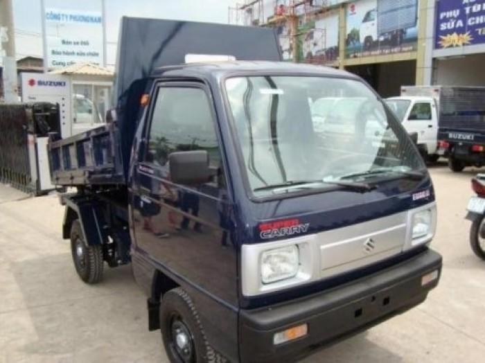 Bán xe Ben SUZUKI 500kg - hỗ trợ vay theo yêu cầu