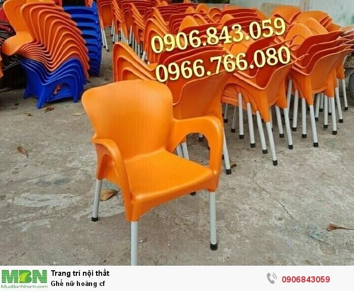 Ghế nữ hoàng cf