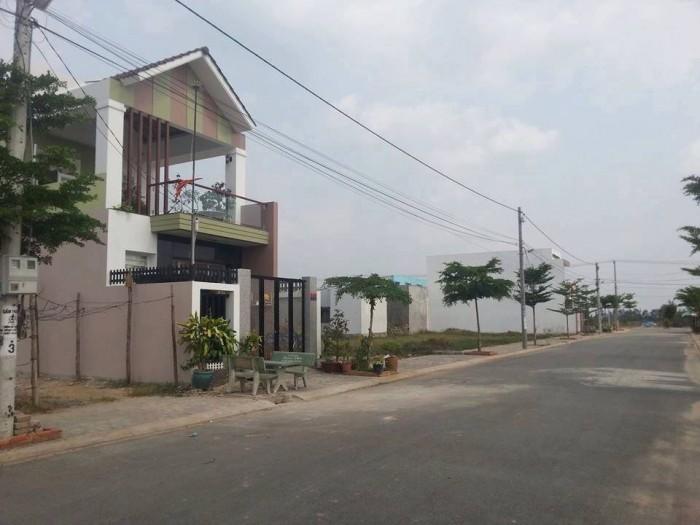 Đất nền KCN Tân Phú Trung, Củ Chi