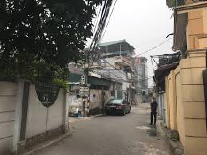 Cần bán đất tổ 8 Thạch Bàn, Long Biên, HN. DT 80m, MT 4m