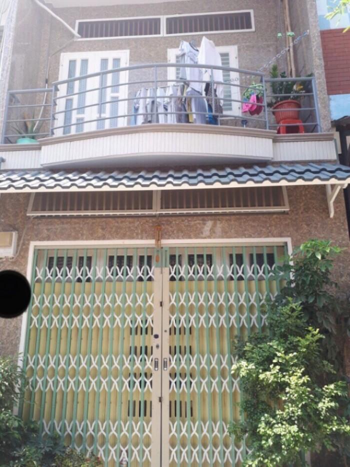 Bán Nhà Dương Văn Dương, 4X8, 1 Lầu, Ko Lộ giới