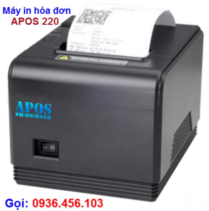 Máy in hóa đơn APOS 220