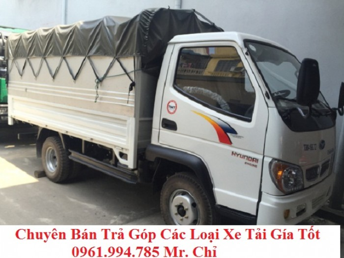 Cần bán xe TmT 6 tấn/ TMT 6000 kg+ trả góp ưu đãi+ hồ sơ duyệt nhanh