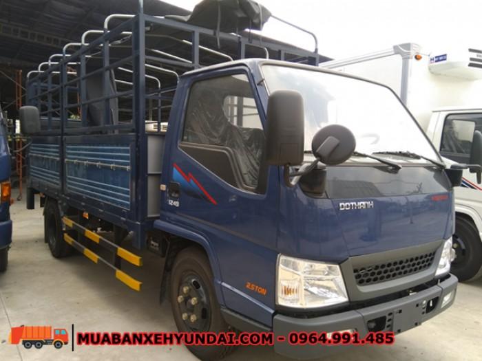 Xe Mui Bạt Bửng Nâng Hyundai Iz49 - Chạy Được Giờ Cao Điểm