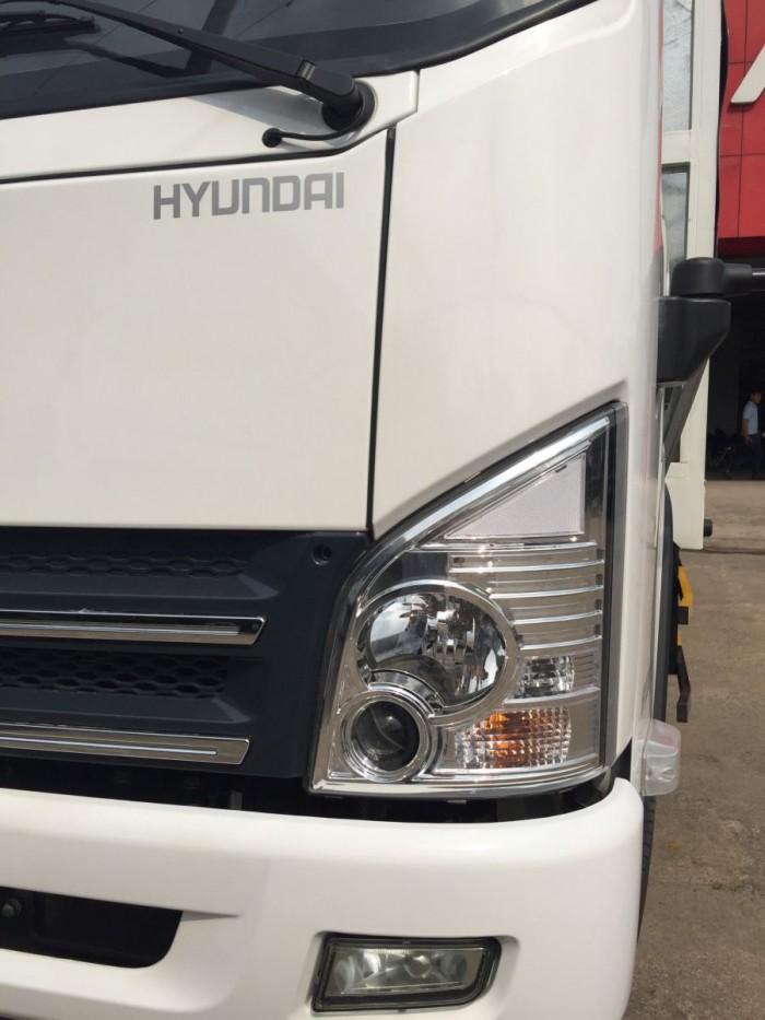 Xe tải FAW 7t3 máy Hyundai