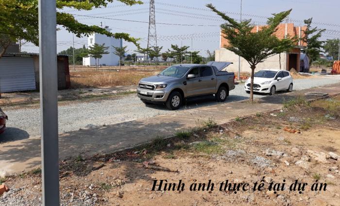 Lô Đất Duy Nhất Tại Bình Chánh Xã Phạm Văn Hai