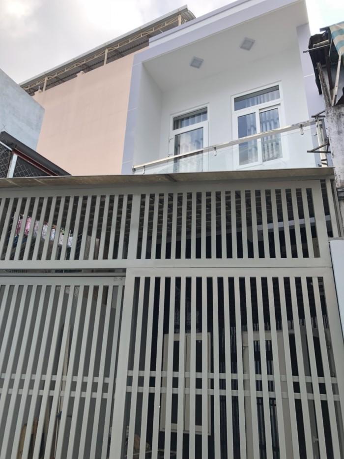 Bán Nhà Tân Sơn Nhì, 4x10 Nở Hậu 10m, 2 Cửa 2 Bên Hẻm