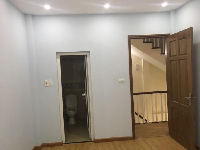 Bán nhà ngõ 203 Kim Ngưu Hai Bà Trưng 38m2 x 5 tầng xây mới cực đẹp