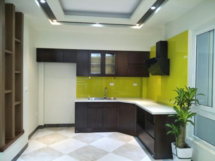 Bán nhà ngõ 55 phố Đại Đồng Hoàng Mai 42m2x4 tầng cực đẹp cách phố 15m