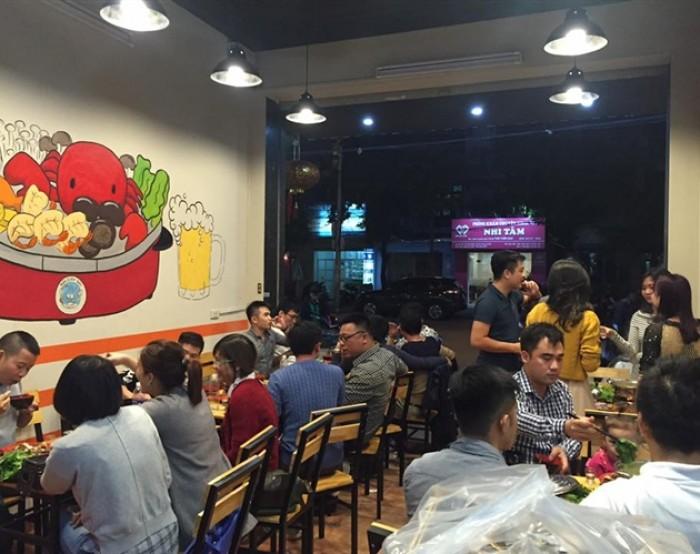 Cho thuê kiot kinh doanh cực đẹp tại xã Trưng Trắc, Văn Lâm, Hưng Yên.