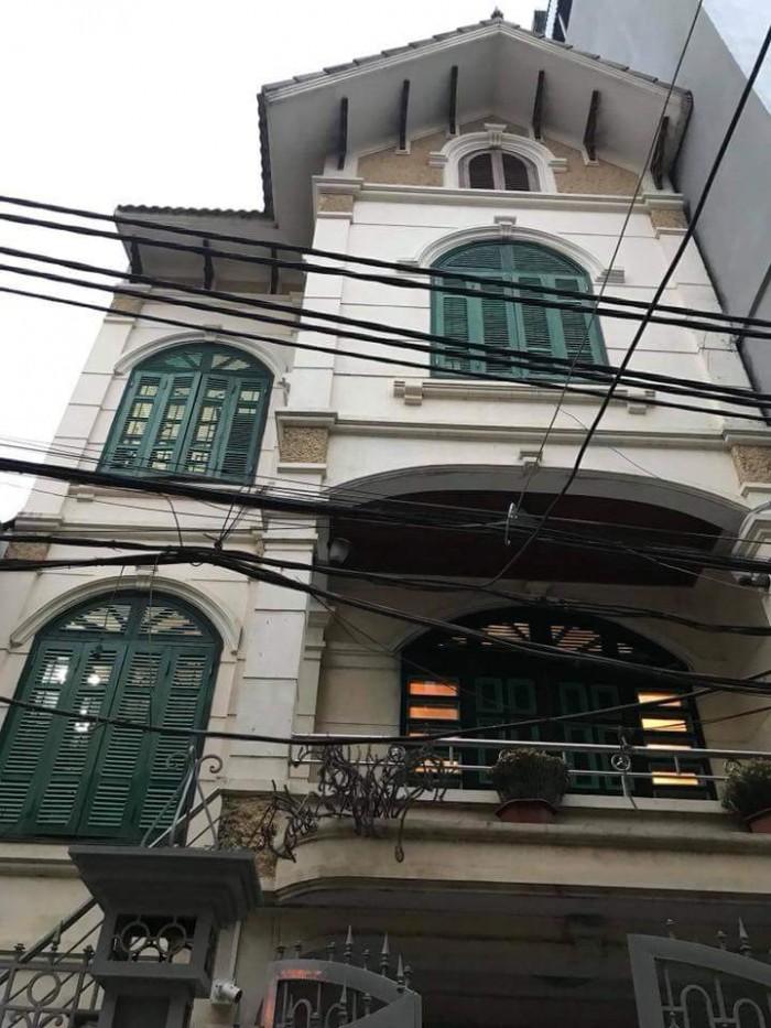 Bán biệt thự Linh Đàm,Hoàng Mai. 91m2. 4 tầng. Giá rẻ bằng tiền đất