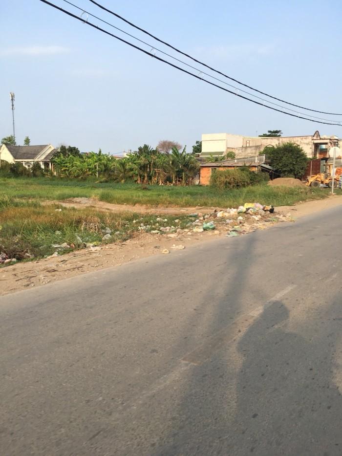 Bán gấp lô đất 360m2 xã Tân QUÝ Tây, Bình Chánh