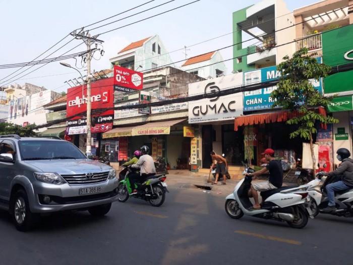 Cho thuê nhà mới, trống suốt thích hợp làm showroom Nguyễn Ảnh Thủ, Quận 12