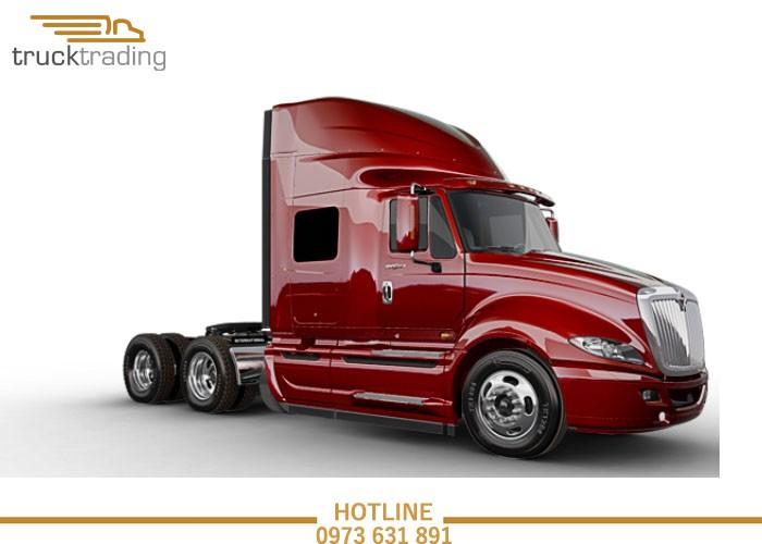 Bán xe đầu kéo Mỹ chính hãng Maxxforce 1 giường model 2014 1