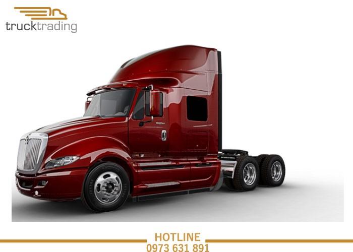 Bán xe đầu kéo Mỹ chính hãng Maxxforce 1 giường model 2014 7
