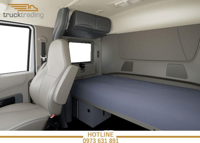 Bán xe đầu kéo Mỹ chính hãng Maxxforce 1 giường model 2014 11