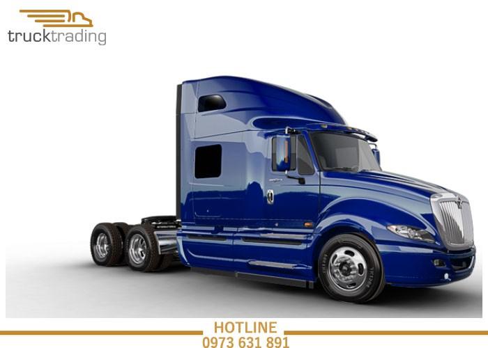 Bán xe đầu kéo Mỹ chính hãng Maxxforce 2 giường model 2014 1