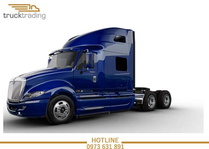 Bán xe đầu kéo Mỹ chính hãng Maxxforce 2 giường model 2014 6