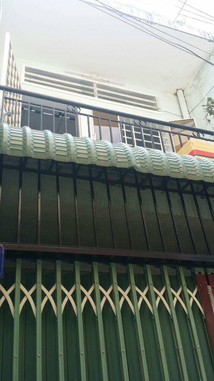 Cần tiền cần bán gấp nhà hẻm giá rẻ đường Nguyễn Văn Dưỡng ,DT 3m x 9m, P.Sơn Kỳ