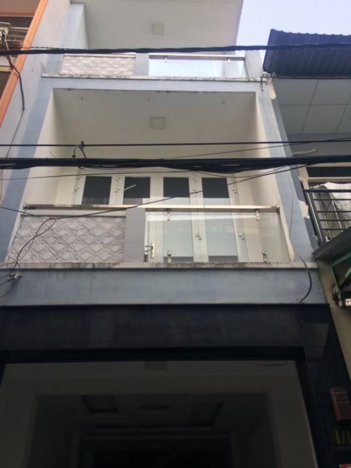 Nhà Nguyễn Đình Khơi Tân Bình Bán 51M2, 3 Lầu, 6 Tỷ.