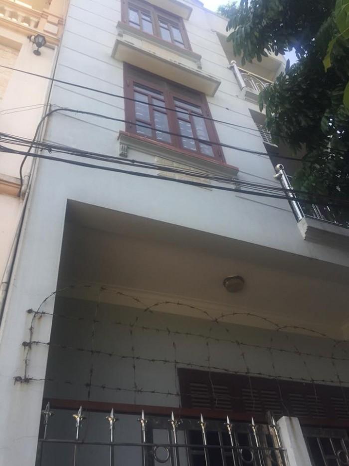 Bán nhà 3 tầng mới xây tại đường Ngô Xuân Quảng, Gia Lâm. DT 54m2, mt 4.5m