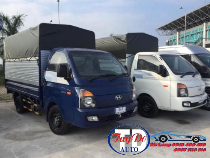 Xe Hyundai porter 150| Bán xe Hyundai 1.5 Tấn| Bán trả góp HD 150