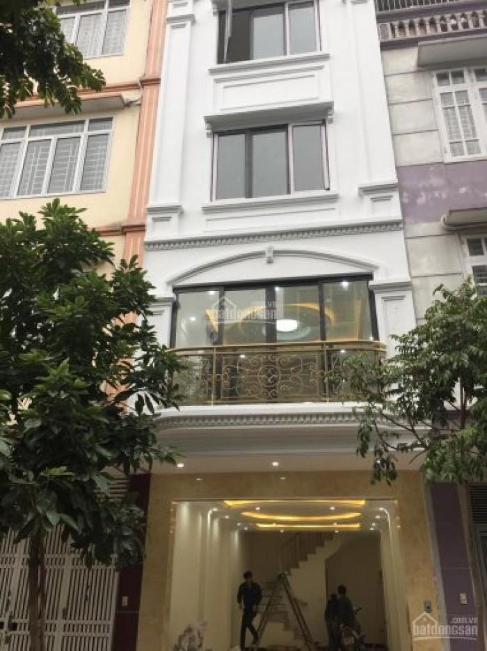 Bán nhà chính chủ khu phân lô cao cấp Văn khê sau toà nhà Haiphat, cho thuê văn phòng có gara