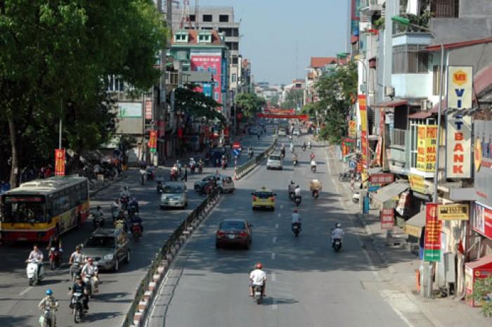 Mặt phố Tây Sơn 104m nở hậu, vỉa hè rộng giá chỉ 23 tỷ có thương lượng.