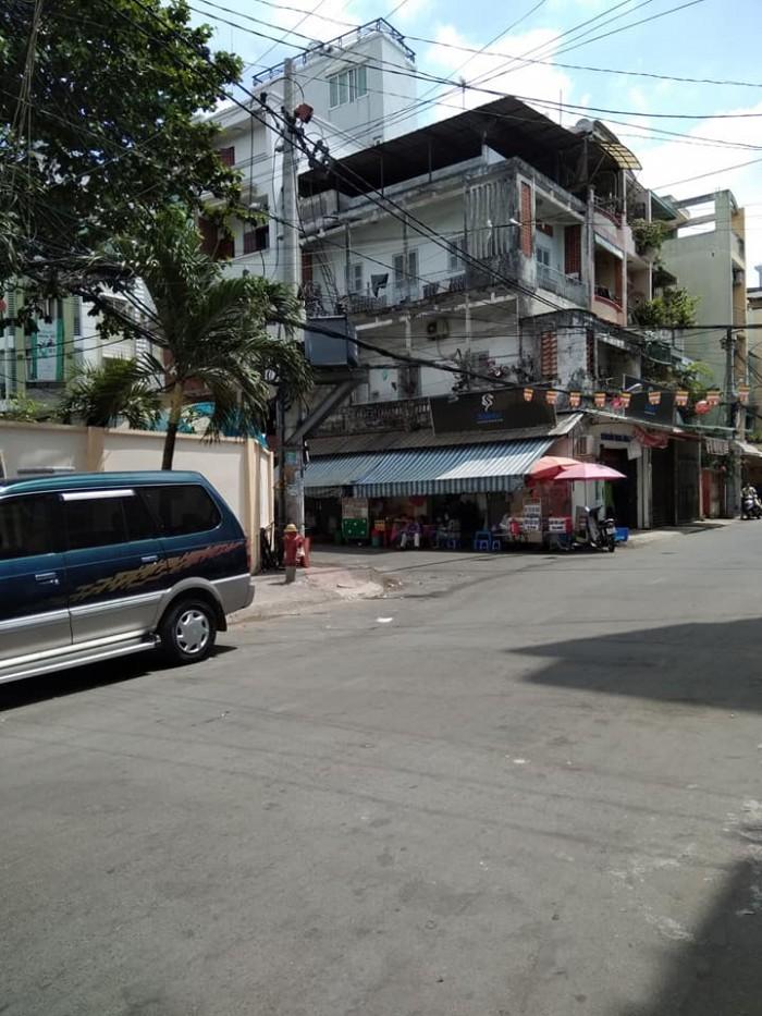 Bán nhà Nguyễn Thiện Thuật, quận 3, DT 34m2 x 4T, hxh, nhà đẹp, phân lô ô bàn cờ