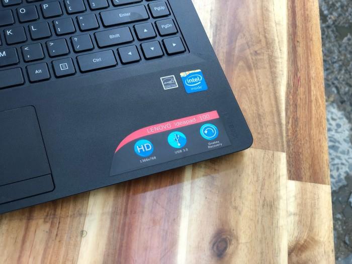 Laptop Lenovo Ultrabook 100, Pentium N2840 2G 500G Like new zin 100% Giá rẻ1