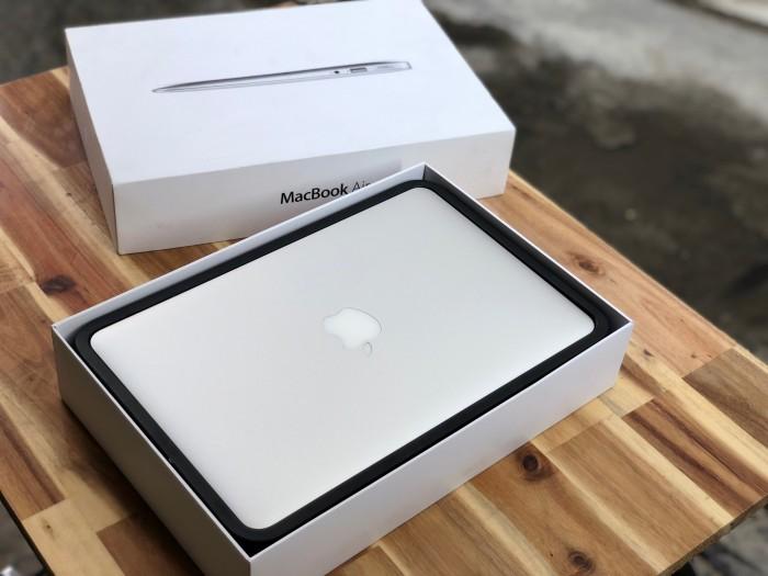 Macbook Air A1465 11,6in, i5 4G SSD128 Pin khủng Full Box Đẹp zin 100% Giá rẻ4