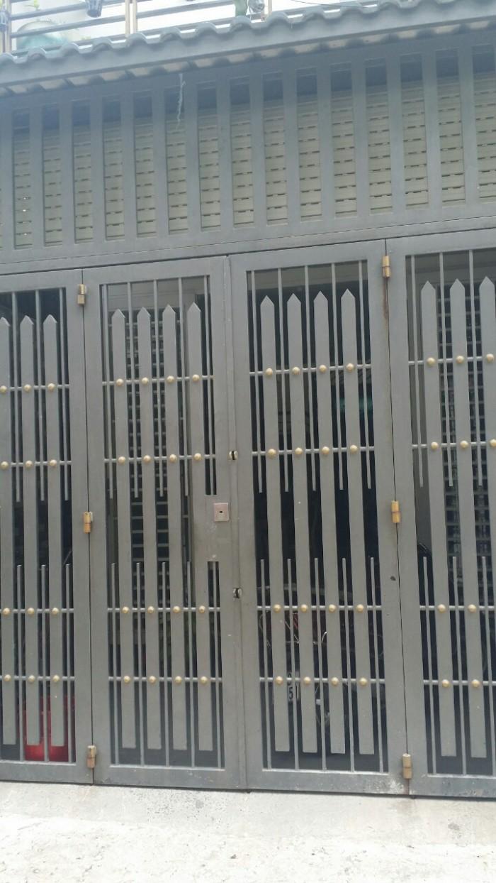 Nhà hẻm giá HOT Độc Lập ,DT 4,02m x 16m(NH 5,8) P.Tân Quý