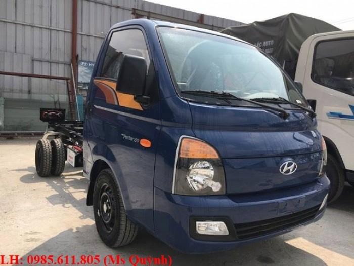 Bán xe Hyundai New Porter 150 giá tốt, xe hyundai 1t5 trả góp lãi suất thấp/hyundai new porter 1tan5