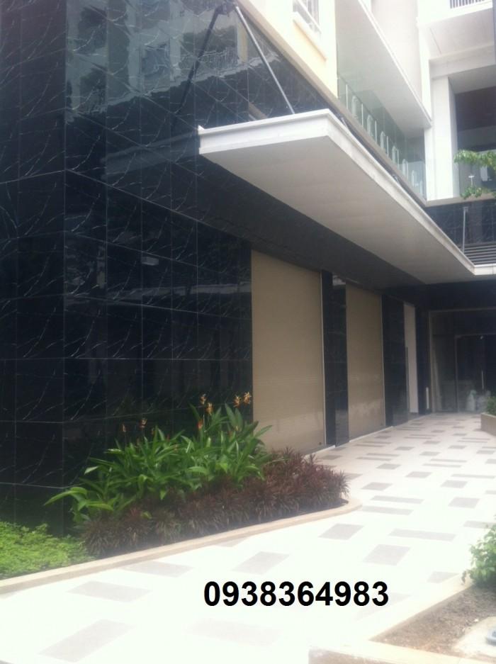 Bán căn hộ tầng trệt ,The Botanica,104 Phổ Quang,P2,Q.TB,dt 100m2, sở hữu lầu dài