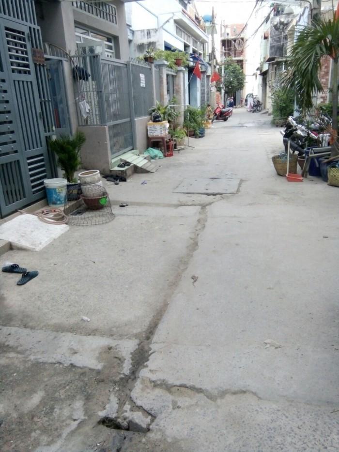Bán nhà hẻm 481 Tân Kỳ Tân Quý, P.Tân Quý, Q.Tân Phú