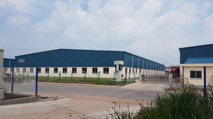 Cho thuê xưởng 1600m, 2000m tại cụm công nghiệp 1 Thạch Khôi, TP. Hải Dương