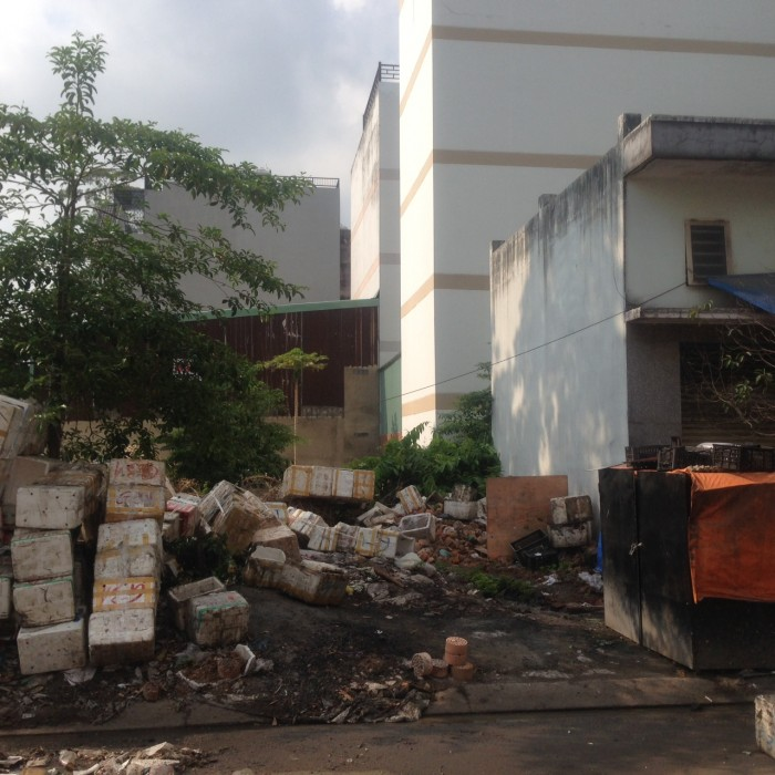 Cần bán mảnh đất thổ cư trong chợ Đầu Mối Thủ Đức,TP.HCM