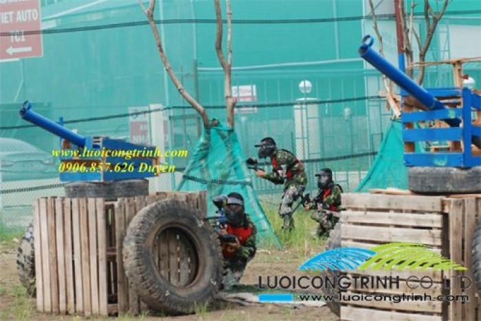 lưới cho bắn súng sơn11